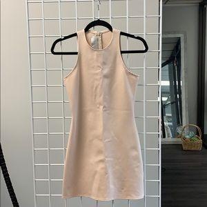 Esteban Cortazar nude tank dress  size 6